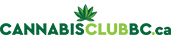 Cannabis Club BC - Buy Weed Online - Logo - Footer